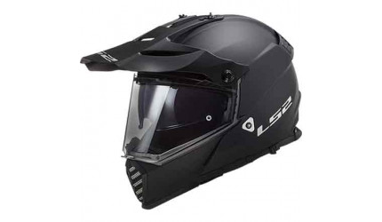Мотошлем LS2 MX436 PIONEER matt black
