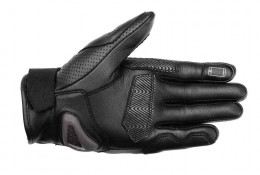 Мотоперчатки SECA SUMMER SHORT black