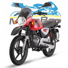 Бюджетный мотоцикл для путешествий и не только