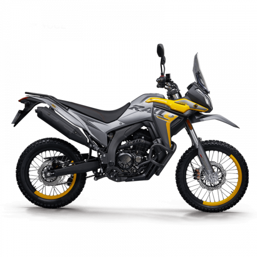 VOGE 300GY Rally – 2021