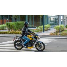 Тест-драйв мотоцикла Bajaj Pulsar NS200: юниор