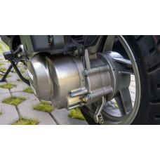 Тест-драйв скутера SYM Symply 2150: доступное решение городских проблем