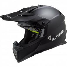 Мотошлем LS2 MX437 FAST EVO - модель кросс / эндуро
