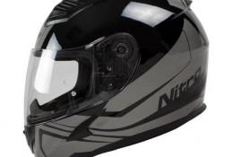 Мотошлем NITRO N2400  BLACK GUN