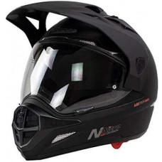 Мотошлем Nitro MX670 DVS Satin Black