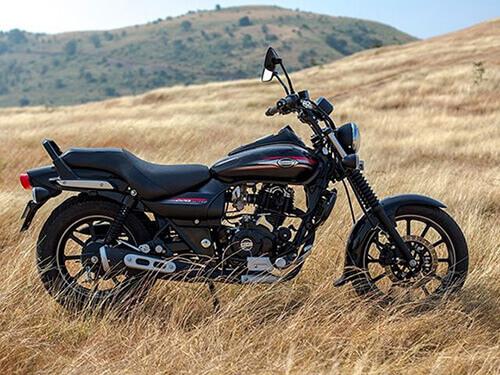 купить мотоцикл Bajaj avenger 220 у дилера стоимость